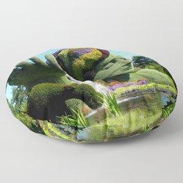 Mother Earth Floor Pillow