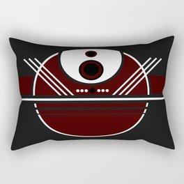 Totem Droid Rectangular Pillow