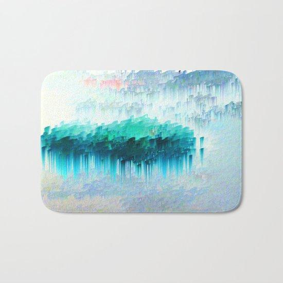 Frozen Island Bath Mat