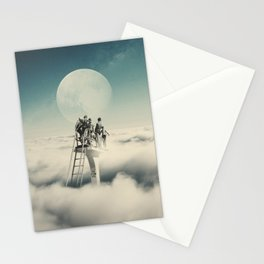 Dive at own risk Stationery Cards
