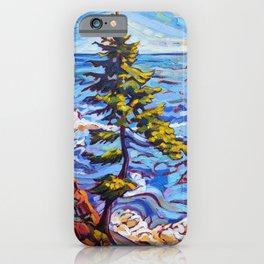 Northshore Beauty iPhone Case