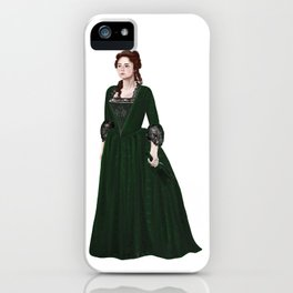 Baby Mary iPhone Case