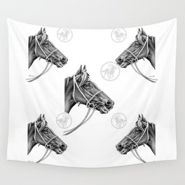 Veloso Racehorse NZ Wall Tapestry