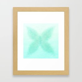 Butterfly Magic Framed Art Print