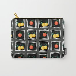 Tomatoes Pattern Carry-All Pouch