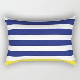 Nautical Neon Rectangular Pillow