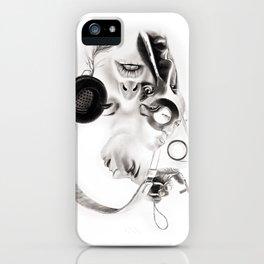 "P.O.A.M (Portrait of a Memory) ""R"" iPhone Case"