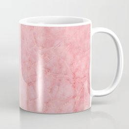 Delicate White Stripe Butterfly Pattern Pink Texure Design Coffee Mug