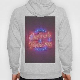 Cocktails & Dreams Neon Hoody
