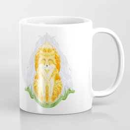 Spirit of autumn. fox Coffee Mug