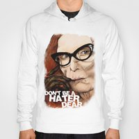 coven Hoodies featuring Myrtle Snow || Don't be a hater, dear (from American Horror Story: Coven) by PandaToyz