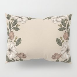 Floral Laurel Pillow Sham