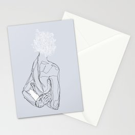 Floral Minded Stationery Cards