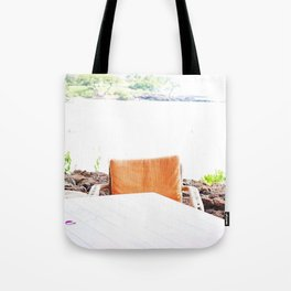 Mauna Kea Views Tote Bag