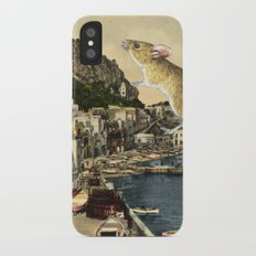 All that's bewitching by the water iPhone X Slim Case