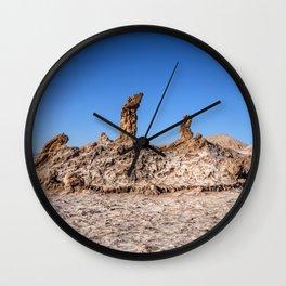 Vale Del Luna Wall Clock