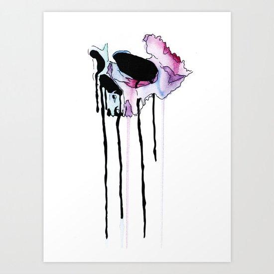 Skull #2 Art Print