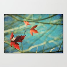 Mortal Canvas Print