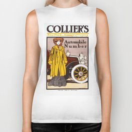 Collier's Automobile Number 1903 Biker Tank