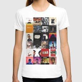 HIP-HOP ALBUM COVER T-shirt