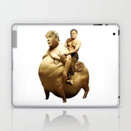 Putin riding Trump Laptop & iPad Skin