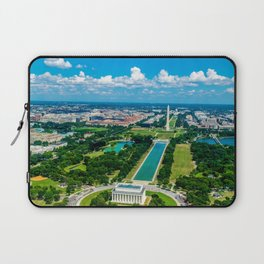 DC from Above Laptop Sleeve