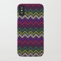 sweater iPhone & iPod Cases featuring Mummy's Sweater by Angelo Cerantola