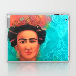Frida Fragil y fuerte Laptop & iPad Skin