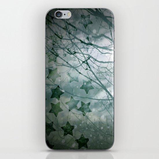 Falling Into Night iPhone & iPod Skin