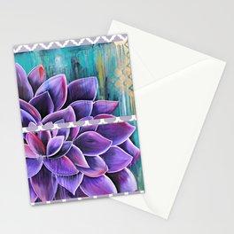 DAHLIA Stationery Cards