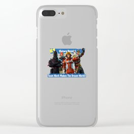 Fort Clear iPhone Case