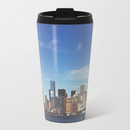Manhattan Skyline Travel Mug