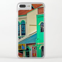 Downtown KL Clear iPhone Case