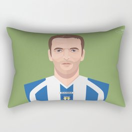 Karl Duguid - Colchester United Legends Rectangular Pillow