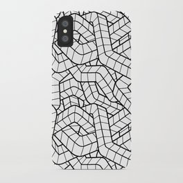 Ducts White iPhone Case