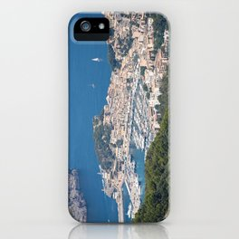 Majorca Mountain View iPhone Case