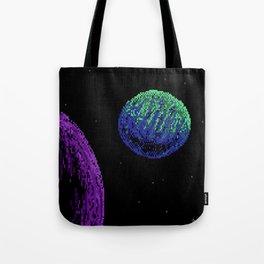 Terra & Gaea Tote Bag