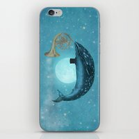 cloud iPhone & iPod Skins featuring Cloud Maker  by Terry Fan
