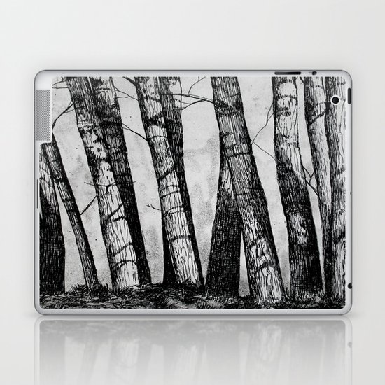 The Row  Laptop & iPad Skin