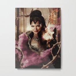 The Evil Queen 3 Metal Print