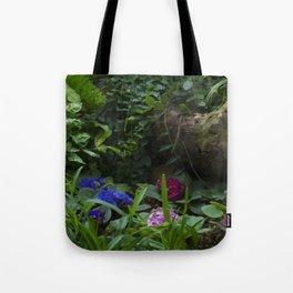 Floral Print 073 Tote Bag