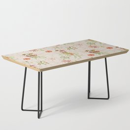Carnivorous Floral Coffee Table