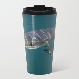 It's Sharky Time Travel Mug