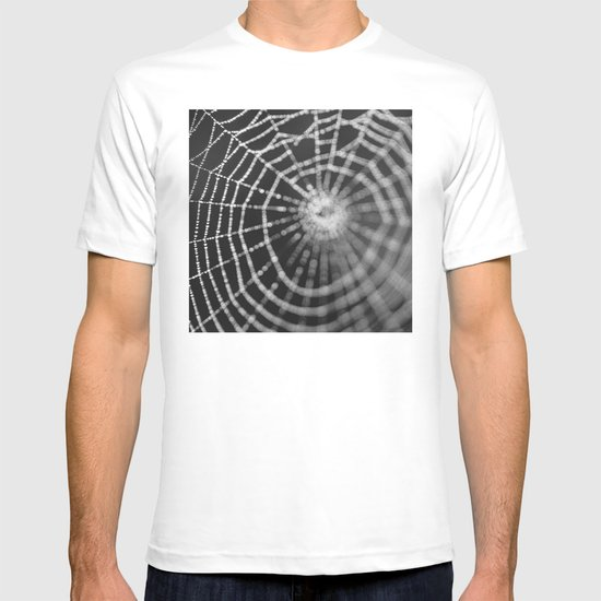 Bokeh Web  T-shirt