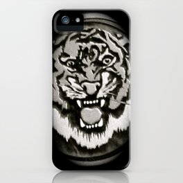 LSU Tiger iPhone Case
