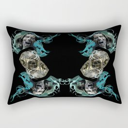L'o Zombie Rectangular Pillow