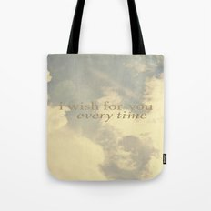 I Wish for You  Tote Bag