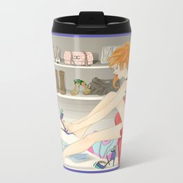 Shoes Metal Travel Mug