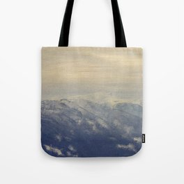 Yet another lake & mountain landscape | 4 Tote Bag