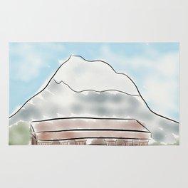 Vesuvius Rug
